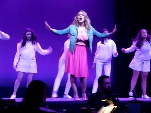 LEGALLY BLONDE THE MUSICAL - TESSA DELUCA - SO MUCH BETTER -TAUNTON HIGH SCHOOL