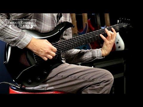 Ernie Ball Music Man John Petrucci Majesty 7-String Electric Guitar