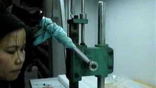 China: Watch factory(this was a video on my trip to a watch factory... he is the owner., 2008-01-24T17:57:26.000Z)