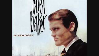Polka Dots And Moonbeams - CHET BAKER