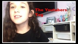 The Youtubers Tag |JulieisVogue Thumbnail
