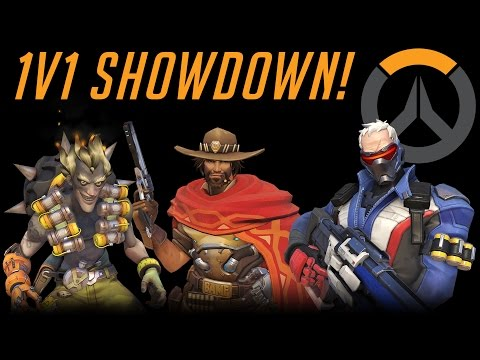 Overwatch - 1v1 Showdown With Solidarity