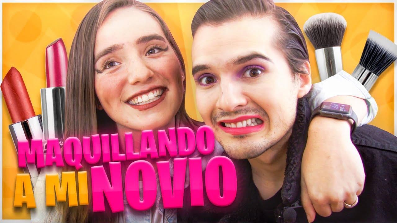 MAQUILLANDO A MI NOVIO feat. Memo Aponte/ Moni Rosales