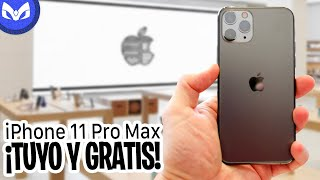 TE REGALO UN iPhone 11 PRO MAX 256GB GRATIS MUNDIAL