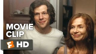 Louder Than Bombs Movie CLIP - Party In School (2016) - Jesse Eisenberg, Isabelle Huppert Drama HD