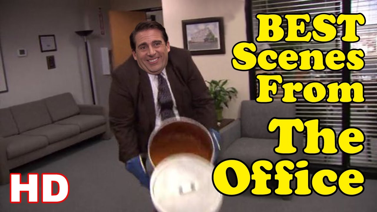 Best Scenes From The Office These Will Make You Laugh Every Time