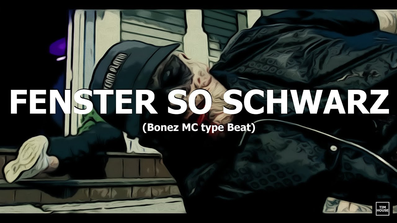 "[FREE] Bonez MC type Beat ""Fenster So Schwarz"" (prod. by Tim House)"