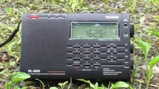 [BCL] 火ノ山下潮流信号所 潮流情報放送 ひのやました 1625kHz 直下受信 2016-JUL