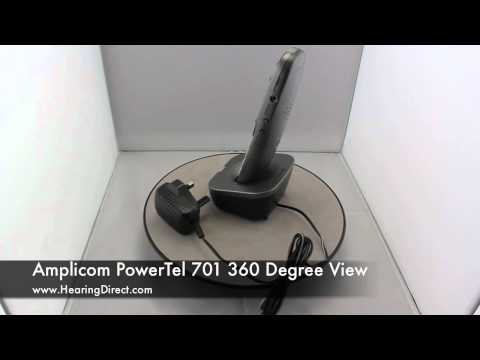 Amplicom PowerTel 701 360 Degree View