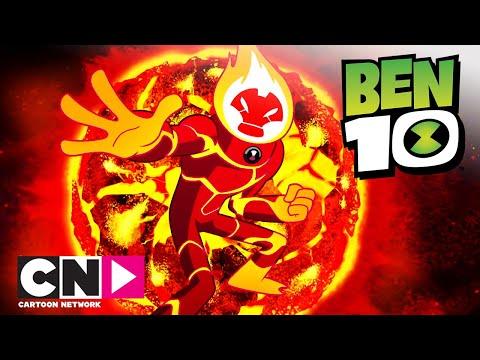 Бен 10 | Человек-Огонь 2: Остуди свой пыл | Cartoon Network