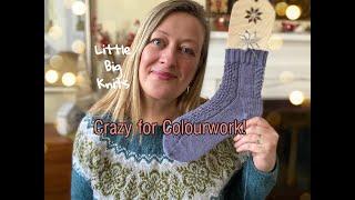Episode 46 - Crazy for Colourwork!