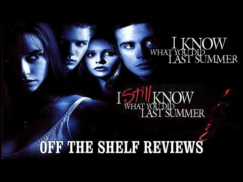 I Know and Still Know what you did Last Summer - Off The Shelf Reviews