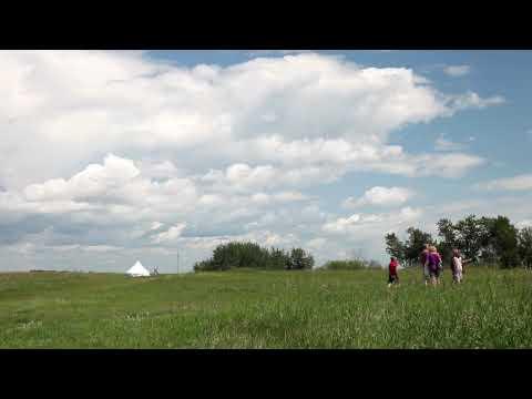 Site historique national de Batoche - Saskatchewan, Canada