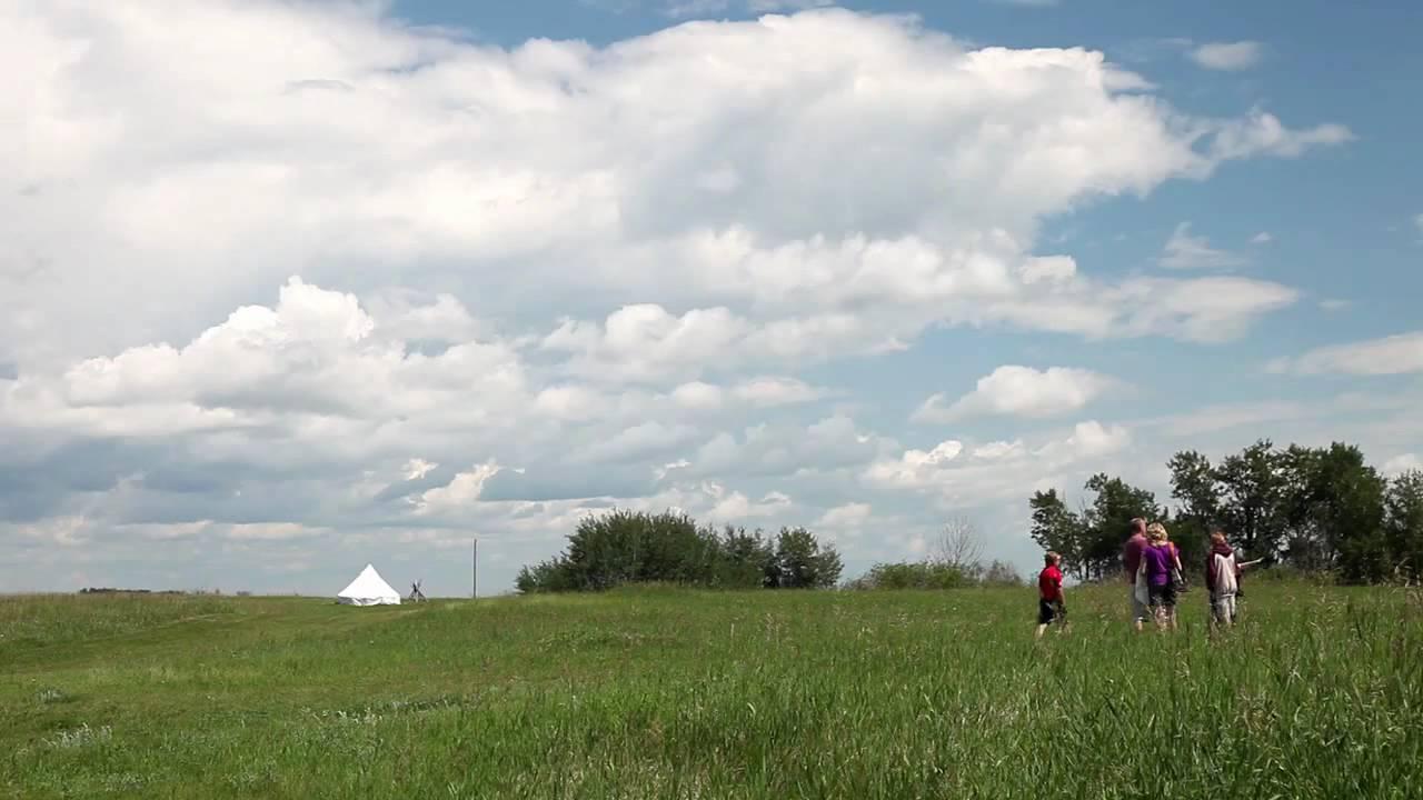 Batoche National Historic Site - Saskatchewan, Canada