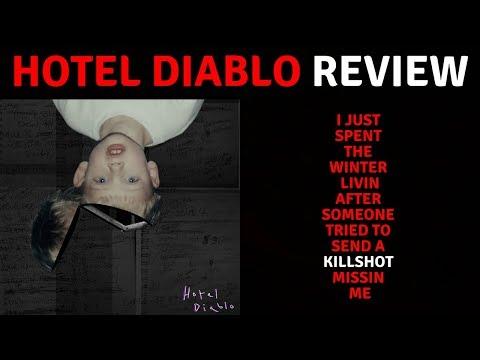 MGK - Hotel Diablo Album Review - Hindi