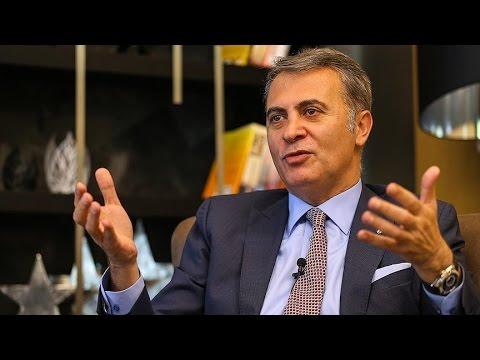 Beşiktaş Kulübü Başkanı Orman: Fenerbahçe'nin güçlenmesi bizi rahatsız etmez