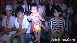 Üzeyir Mehdizade - Teki Sen Xosbext Olasan - Özbekistan Konserti YENI 2013 (UZEYIR PRODUCTION)