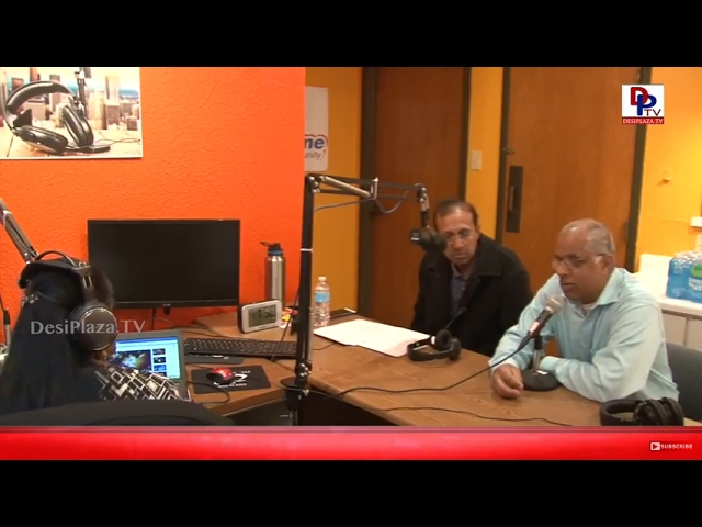 Arun ChandraKanth at MastiTime Radio