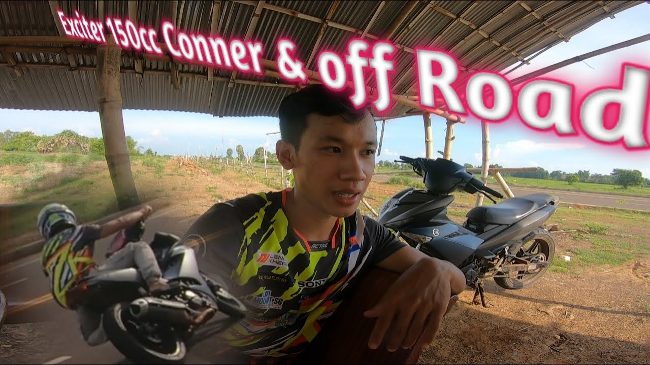 Exciter Conner & off Road/Motocross RA