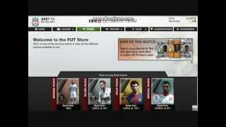 Fifa 13 | pack opening | looking for Messi and Ronaldo if | Thumbnail