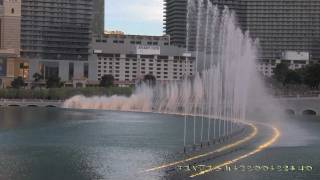 """Video Bellagio Fountains HD - """"Time to say Goodbye"""" (Day) download MP3, 3GP, MP4, WEBM, AVI, FLV Juli 2018"""