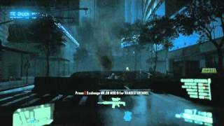 Crysis 2: Power Out: Mission 19 Walkthrough PC