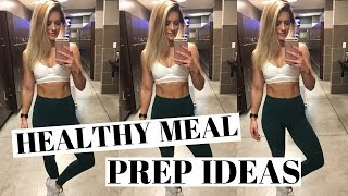 What I Eat In A Week | EASY MEAL PREP