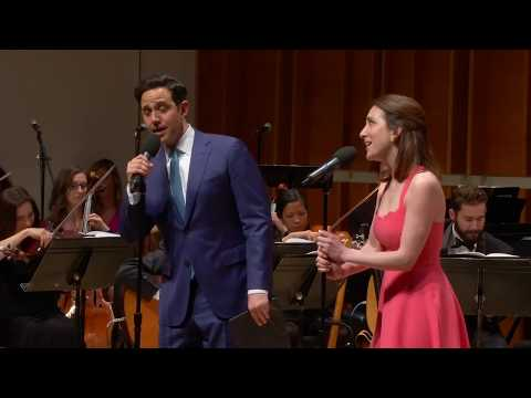 "Promises, Promises: In Concert - ""I'll Never Fall In Love Again"" - Santino & Jessica Fontana"