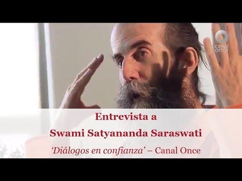 Diálogos en confianza (2015) - Swami Satyananda Saraswati