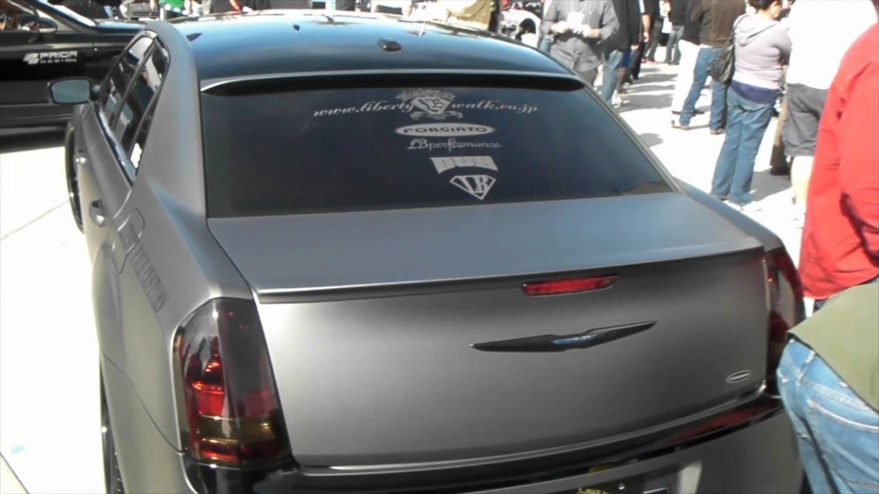 Dubsandtires Com 2012 Chrysler 300 Review 24 Inch Forgiato