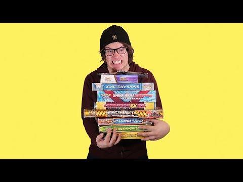 10 Pokemon Boxes, 1 Video