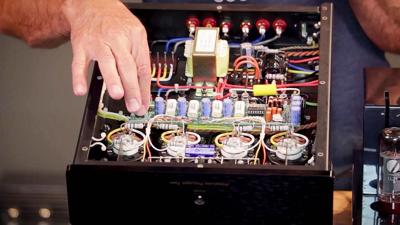 Primaluna Prologue Four Poweramp Review By Upscale Audio U0026 39 S