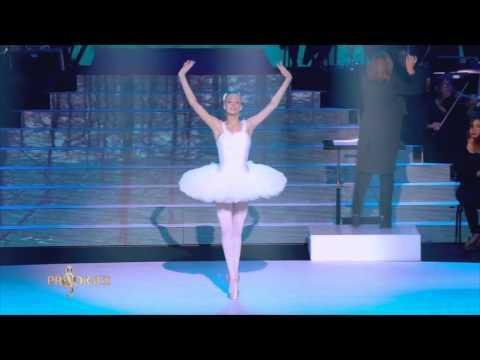 Hannaë 15 ans, danse sur 'Le Lac des Cygnes' de Tchaïkovsky - Prodiges