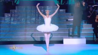 """Hannaë 15 ans, danse sur """"Le Lac des Cygnes"""" de Tchaïkovsky - Prodiges"""
