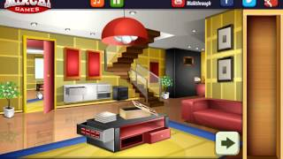 Golden Key Escape Walkthrough | Mirchi Games