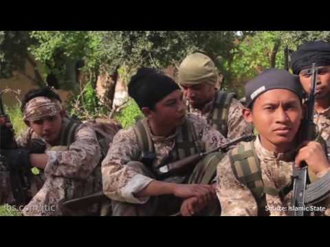 Islamic State expands its influence in Southeast Asia