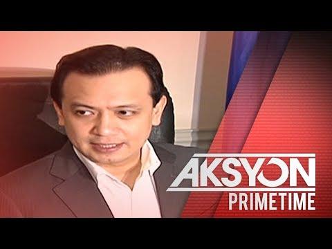 Sen. Trillanes, nanindigang hindi natatakot sa mga Duterte oras na matapos ang termino