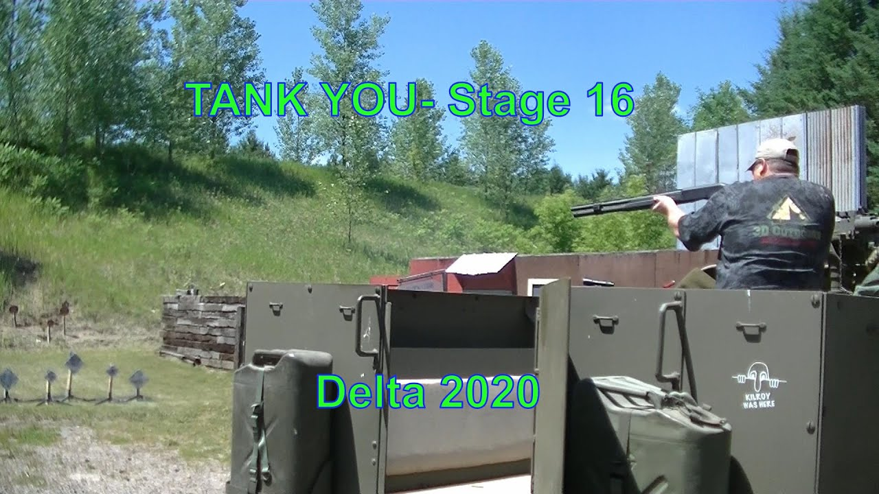 Stage 16 Tank You Delta 2020