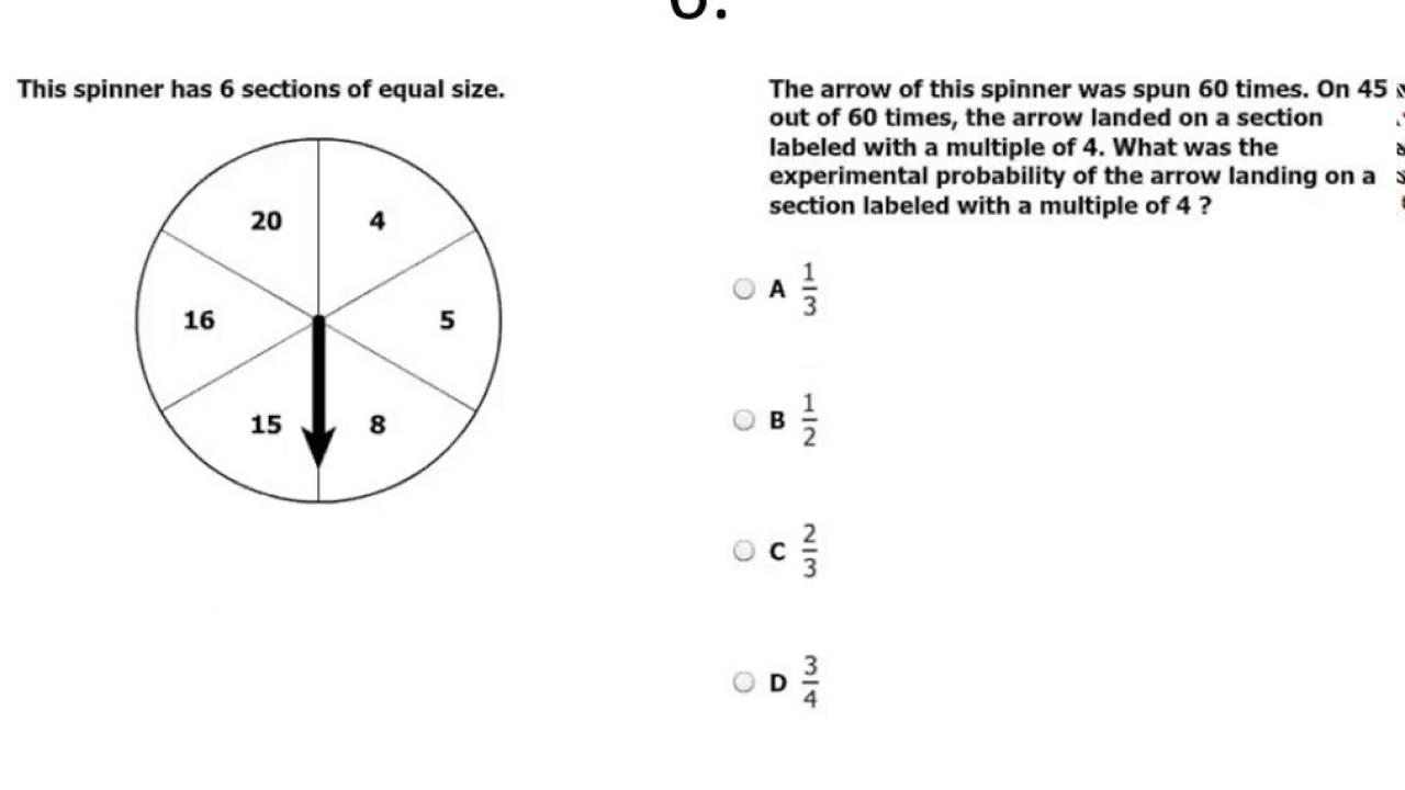 Ehoward Math 7 SOL Practice - YouTube