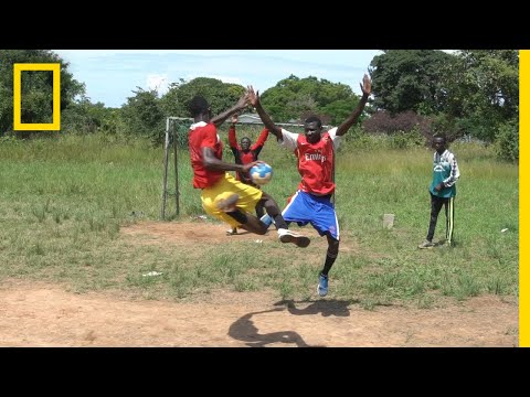 Zambia's National Handball Team Dreams of Olympic Gold in 2020 | Short Film Showcase