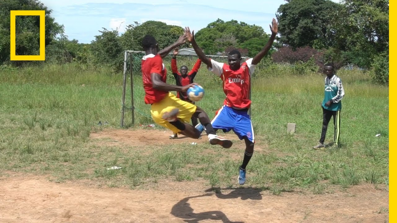 Zambia's National Handball Team Dreams of Olympic Gold in 2020 | Short Film Showcase