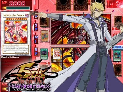 YuGiOh! 5DS Jack Mod 2015  PC GAME DOWNLOAD