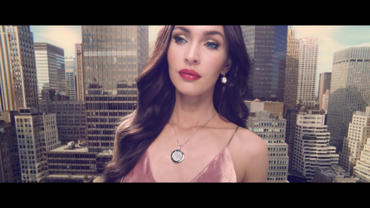 Megan Fox stars in Lotus Watch advertising