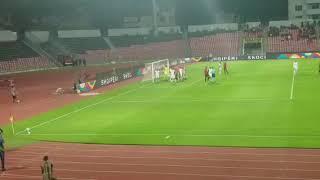 Albania-Jordania, Veseli chance