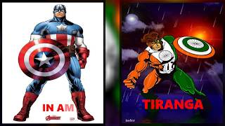 10+ Indian superheroes copy from marvel and DC/top 10 charectors india stole from marvel