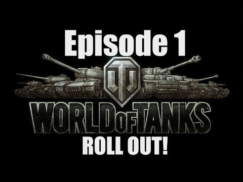 World Of Tanks Blitz Lets Play: Ep 1: ROLL...