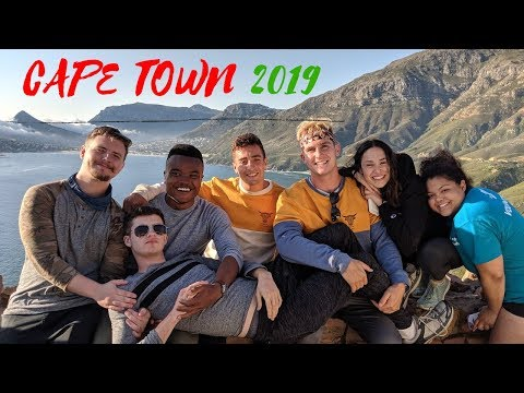 My Cape Town Story 2019: CIEE Vlog 5