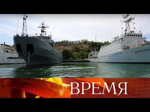 Американские инженерные войска начали строительство военного объекта вукраинском порту Очаков.