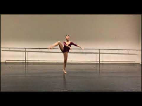 Ballet Arte dos Pés - Preludio - Luma Nunes