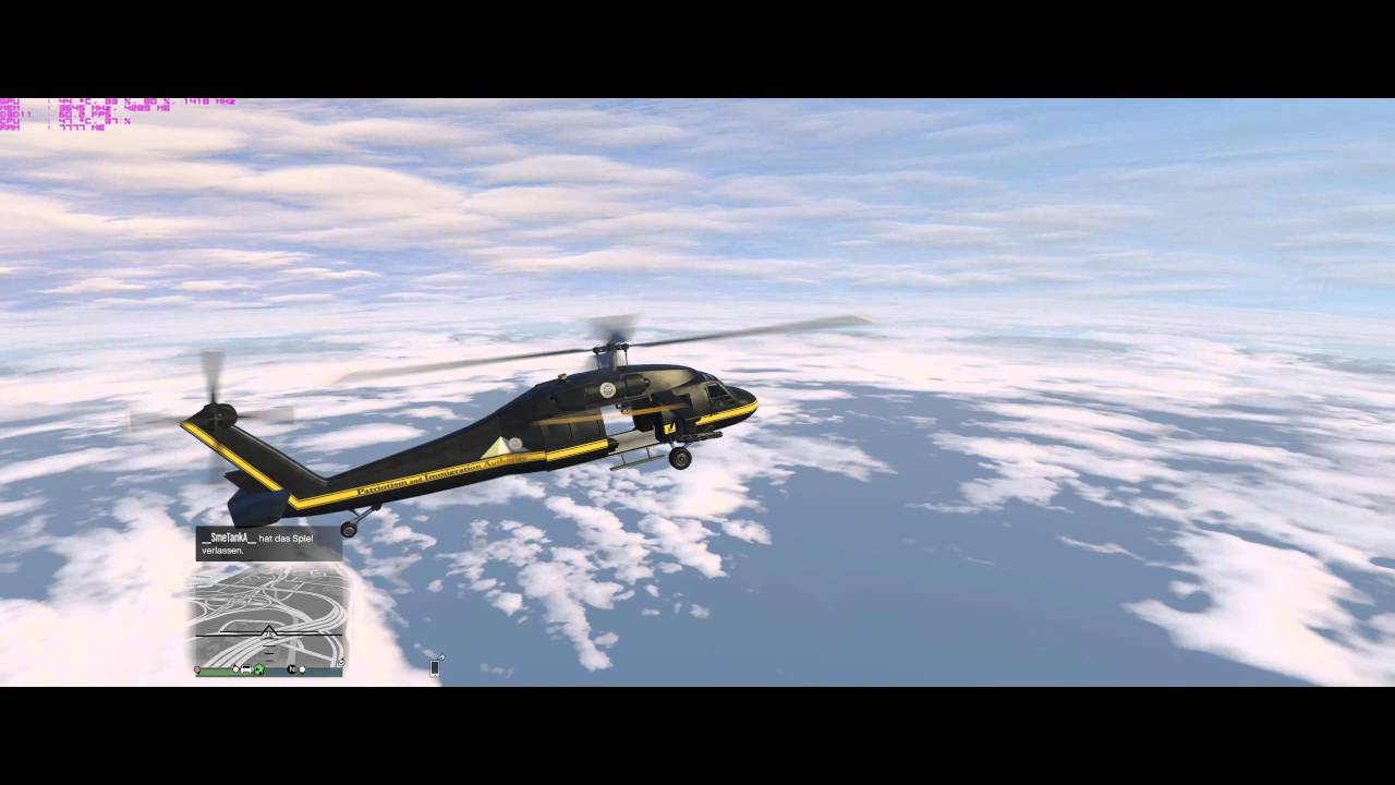 grand theft auto v online wie hoch kann ein heli fliegen youtube. Black Bedroom Furniture Sets. Home Design Ideas